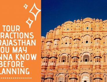 Tour attractions in Rajasthan India
